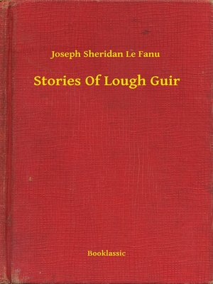 cover image of Stories of Lough Guir