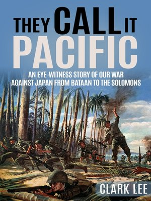 cover image of They Call It Pacific