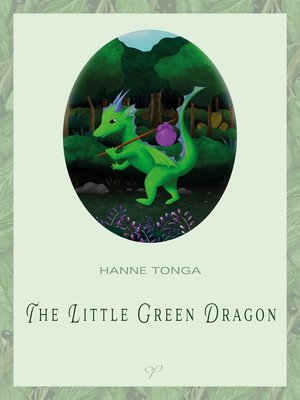 cover image of The Little Green Dragon