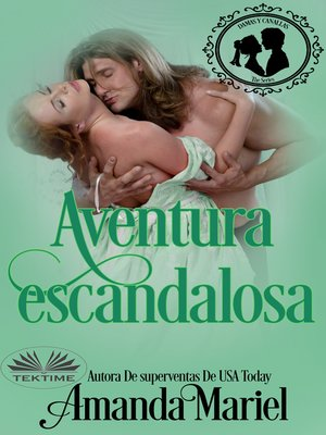 cover image of Aventura Escandalosa
