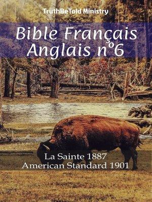 cover image of Bible Français Anglais n°6