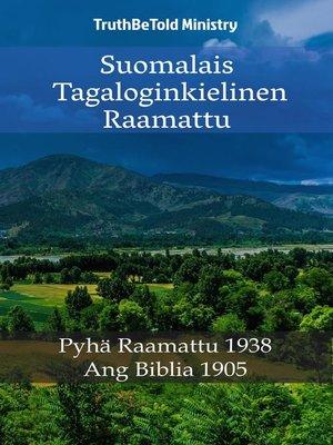 cover image of Suomalais Tagaloginkielinen Raamattu