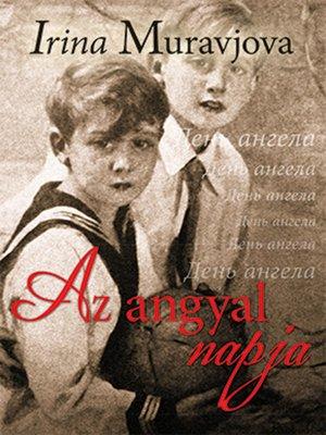 cover image of Az angyal napja
