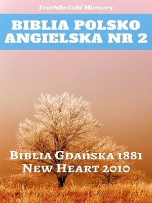 cover image of Biblia Polsko Angielska Nr 2