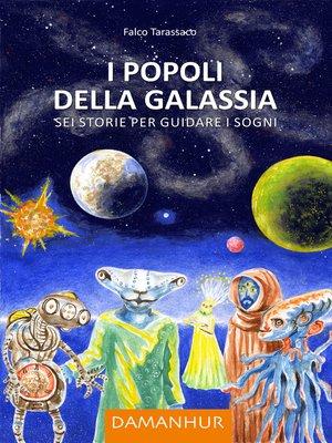 cover image of I Popoli della Galassia