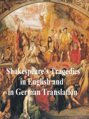 cover image of Shakespeare Tragedies/ Trauerspielen, Bilingual Edition