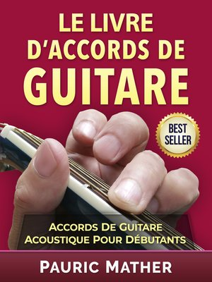 cover image of Le Livre D'Accords De Guitare