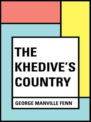 cover image of The Khedive's Country