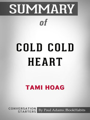 cover image of Summary of Cold Cold Heart