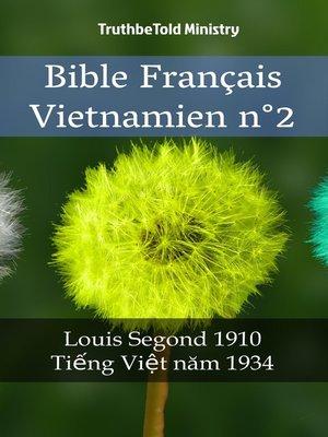 cover image of Bible Français Vietnamien n°2