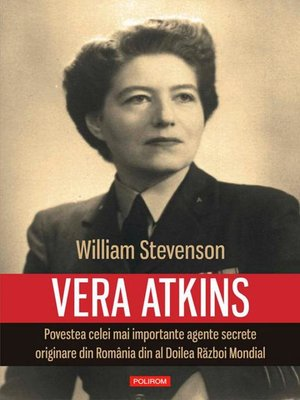 cover image of Vera Atkins
