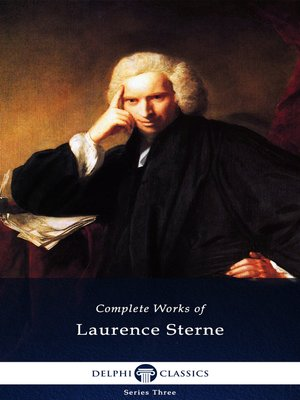 cover image of Delphi Complete Works of Laurence Sterne (Illustrated)