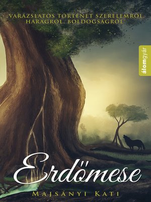 cover image of Erdőmese