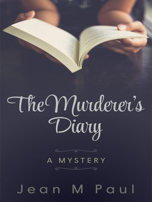 cover image of Murderer's Diary