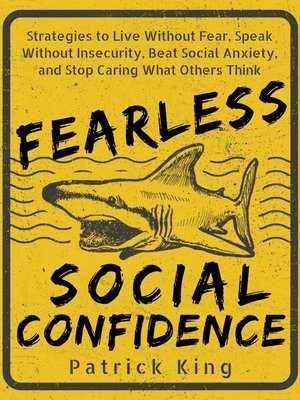 cover image of Fearless Social Confidence