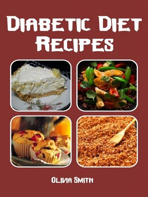 cover image of Diabetic Diet Recipes