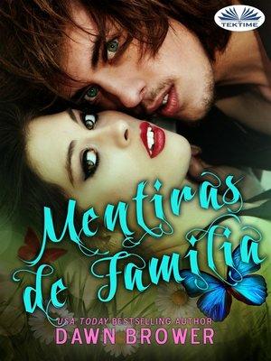 cover image of Mentiras De Familia