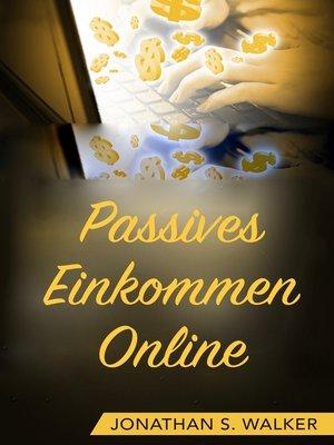 cover image of Passives Einkommen Online