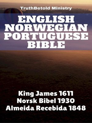 cover image of English Norwegian Portuguese Bible