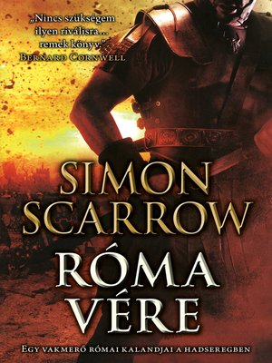 cover image of Róma vére