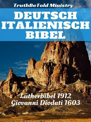cover image of Deutsch Italienisch Bibel