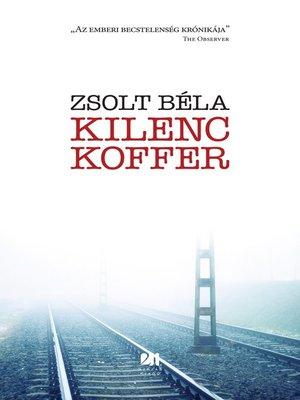 cover image of Kilenc koffer