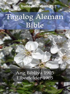 cover image of Tagalog Aleman Bible