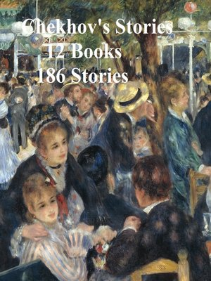 cover image of Chekhov's Stories 12 books 186 stories