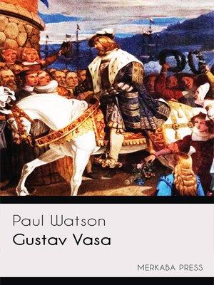 cover image of Gustav Vasa