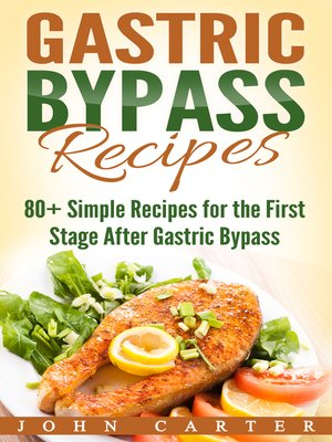 cover image of Gastric Bypass Recipes