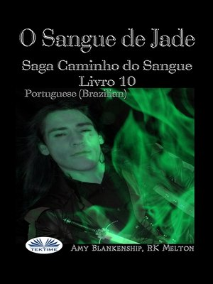 cover image of O Sangue De Jade