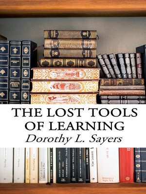 cover image of The Lost Tools of Learning