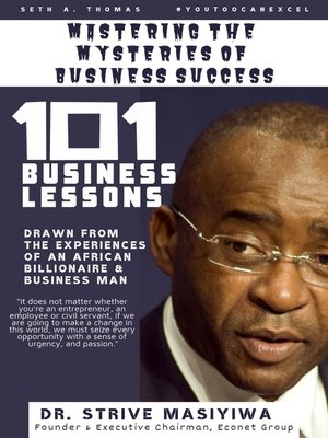cover image of Mastering the Mysteries of Business Success