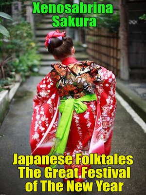 cover image of Japanese Folktales the Great Festival of the New Year