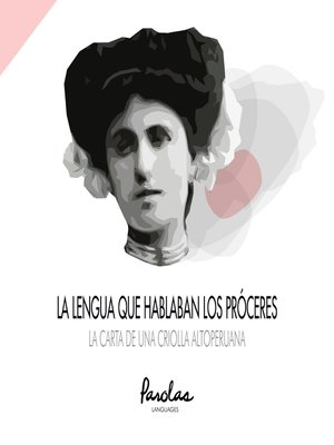 cover image of La carta de una criolla altoperuana