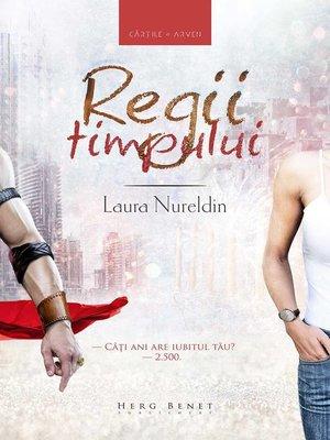 cover image of Regii timpului