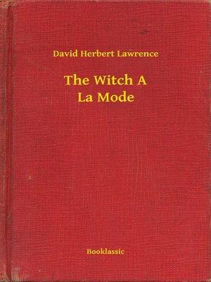 cover image of The Witch A La Mode