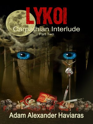 cover image of Lykoi