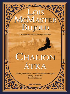 cover image of Chalion átka
