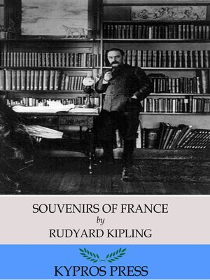 cover image of Souvenirs of France