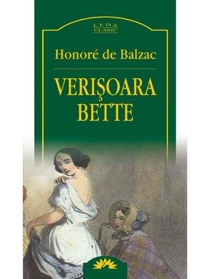 cover image of Verișoara Bette