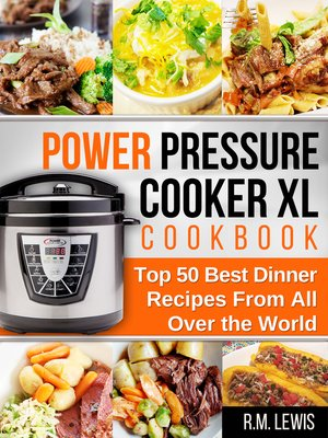 cover image of Power Pressure Cooker XL