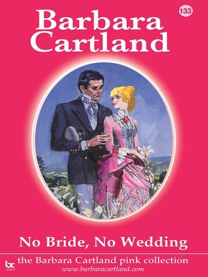 cover image of No Bride, No Wedding