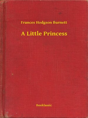 cover image of A Little Princess