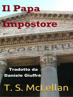 cover image of Il Papa Impostore
