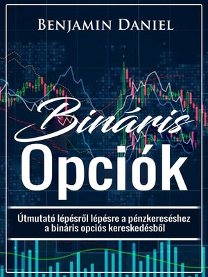 cover image of Bináris Opciók
