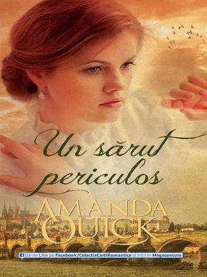 cover image of Un sărut periculos