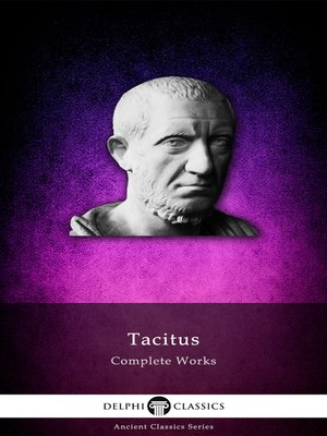 cover image of Delphi Complete Works of Tacitus