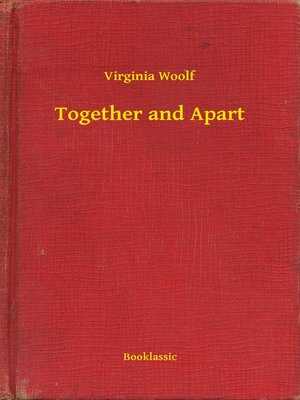 cover image of Together and Apart