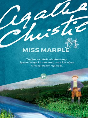 cover image of Miss Marple